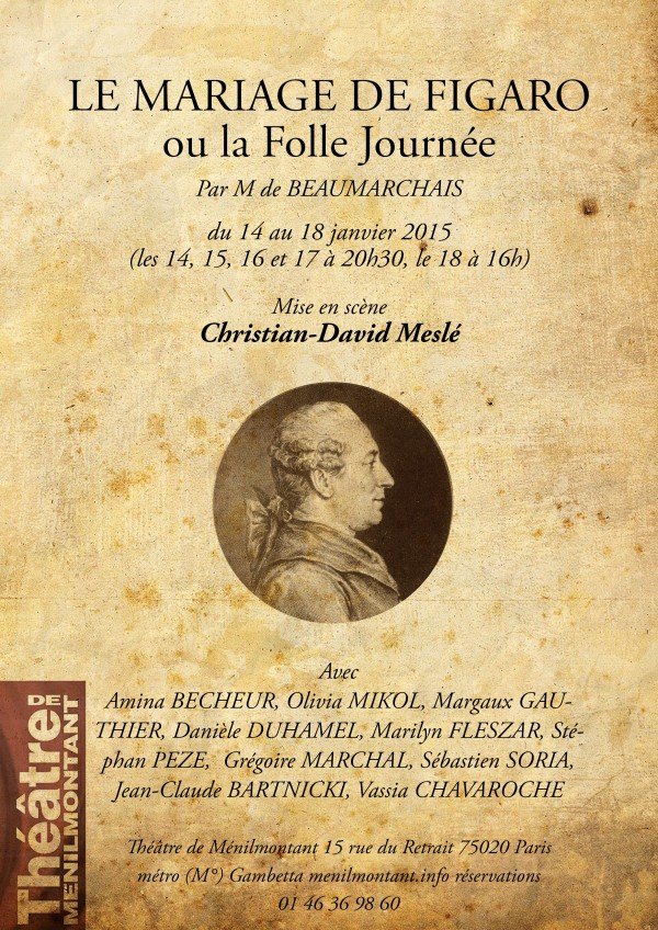 Le Mariage de Figaro, de Beaumarchais Ec3b5a10