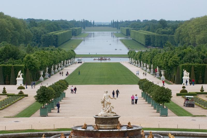 Versailles, le Grand Canal Grand-10