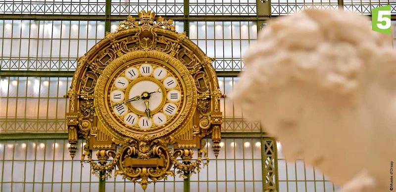 Le musée d'Orsay fête ses 30 ans pendant tout le weekend !!! Horlog10