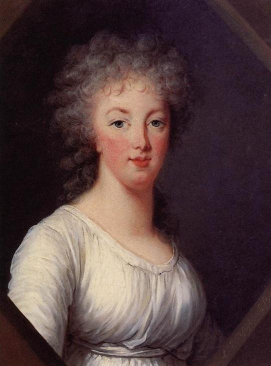 Portraits de Marie-Antoinette par la marquise de Bréhan Image_12