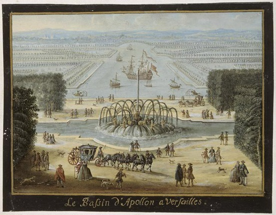 Versailles, le Grand Canal Img-1210