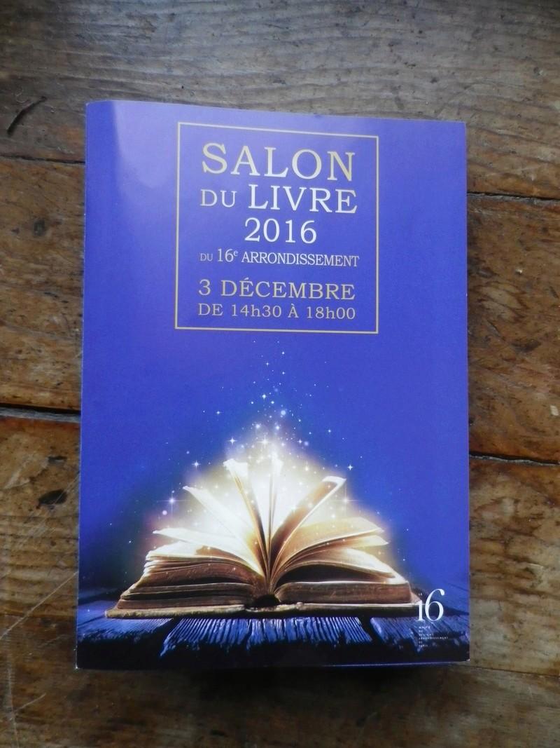 Le Salon du Livre 2016 du XVIème arrondissement Imgp5342
