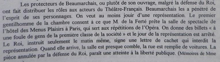 Le Mariage de Figaro, de Beaumarchais Imgp5349