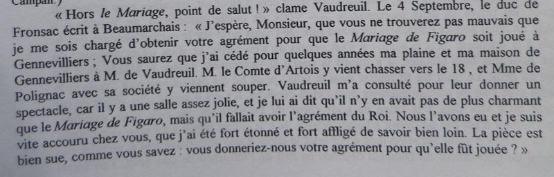 Le Mariage de Figaro, de Beaumarchais Imgp5350