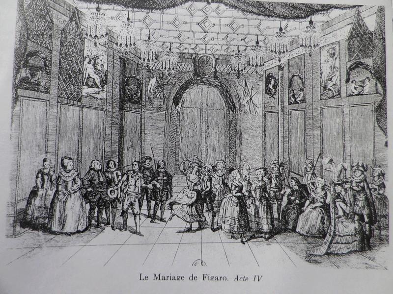 Le Mariage de Figaro, de Beaumarchais Imgp5351