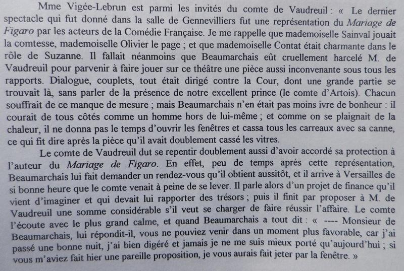 Le Mariage de Figaro, de Beaumarchais Imgp5352