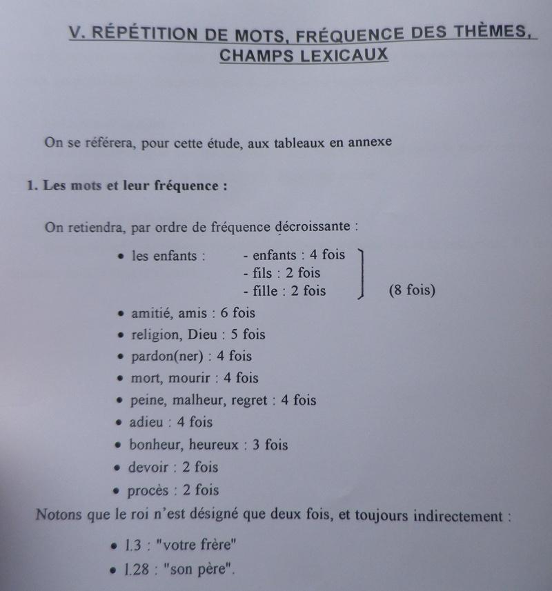 Testament / Lettre de Marie-Antoinette à Madame Elisabeth, le 16 octobre 1793 Imgp5368