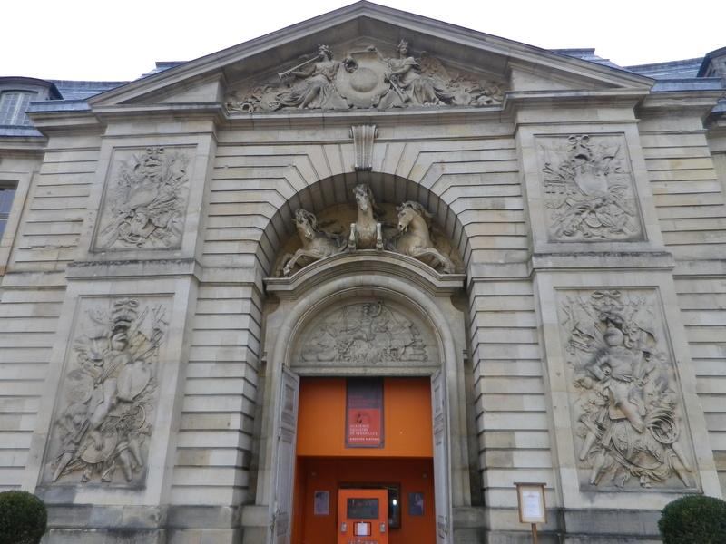 Enfin !   Réouverture de la Galerie des Carrosses à Versailles - Page 3 Imgp5714