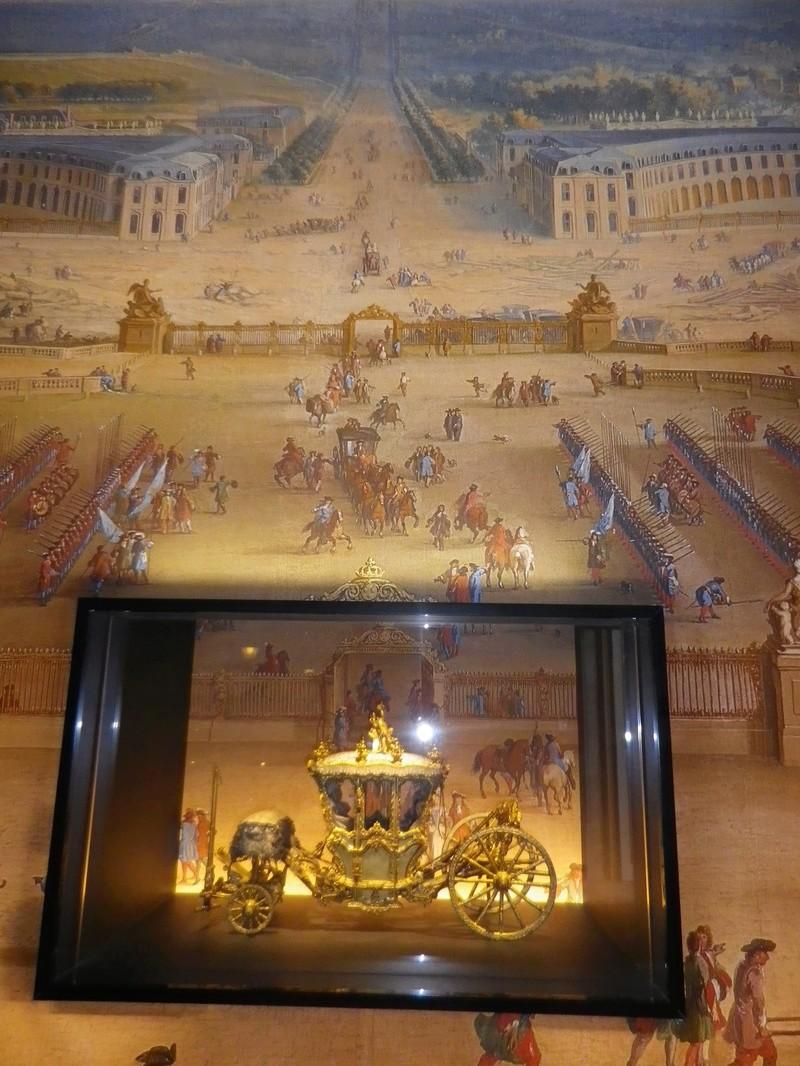 Enfin !   Réouverture de la Galerie des Carrosses à Versailles - Page 3 Imgp5715