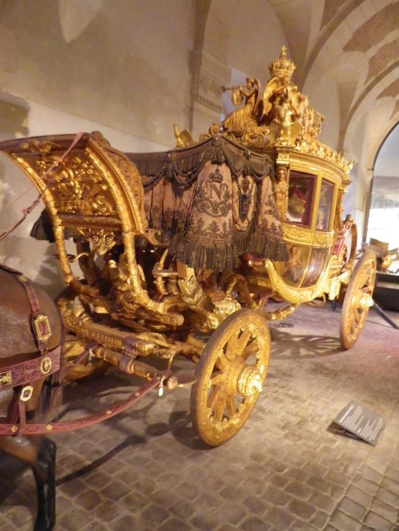 Enfin !   Réouverture de la Galerie des Carrosses à Versailles - Page 3 Imgp5720
