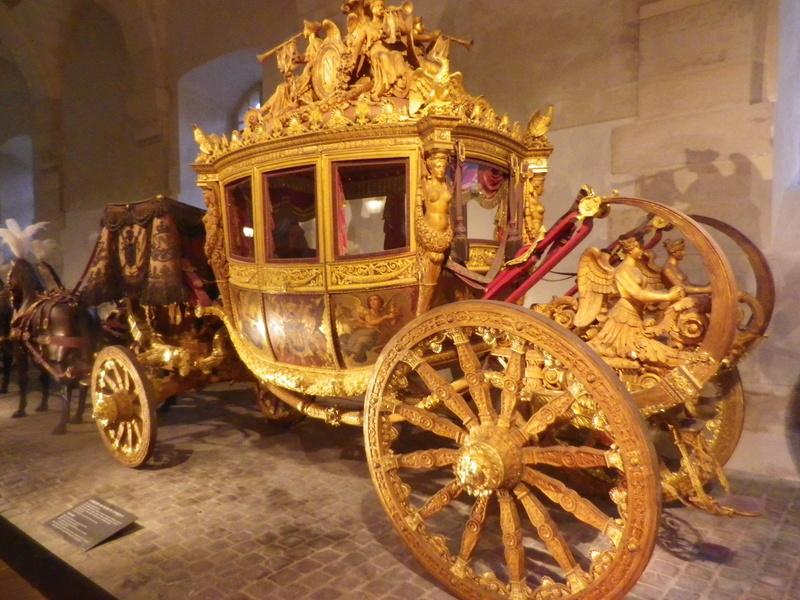 Enfin !   Réouverture de la Galerie des Carrosses à Versailles - Page 3 Imgp5721