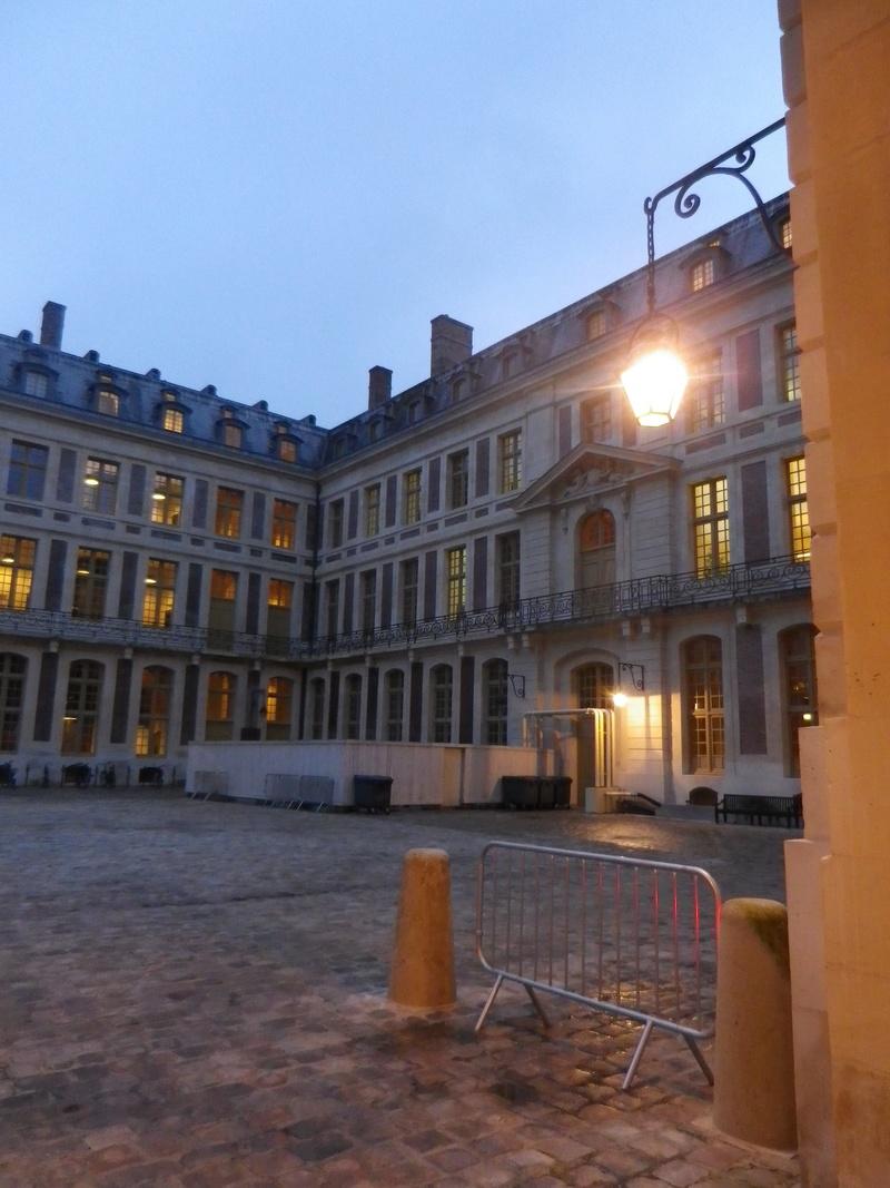 Le Grand Commun, à Versailles Imgp5813