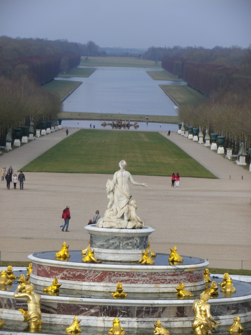 Versailles, le Grand Canal Imgp5816