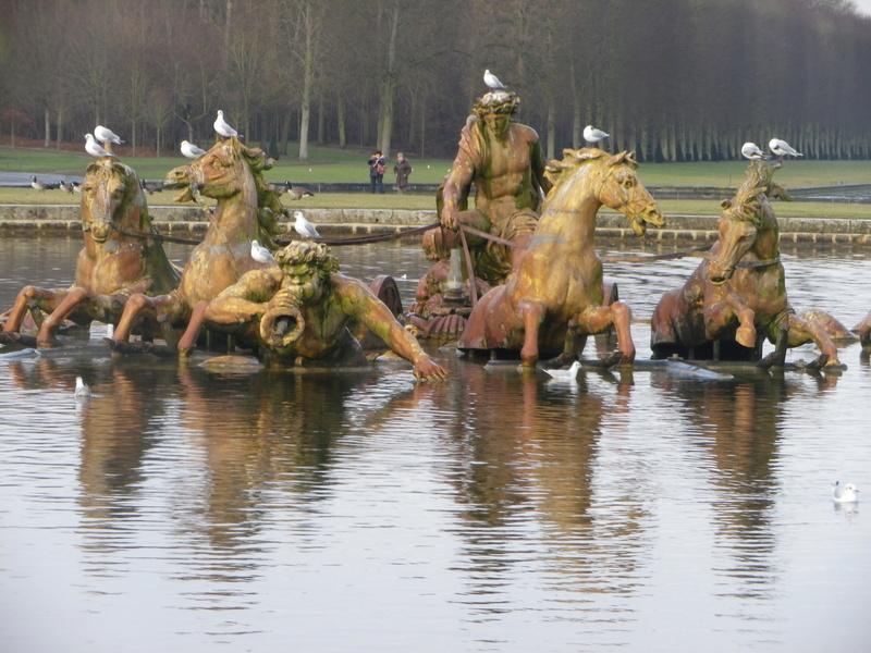 Versailles, le Grand Canal Imgp5817