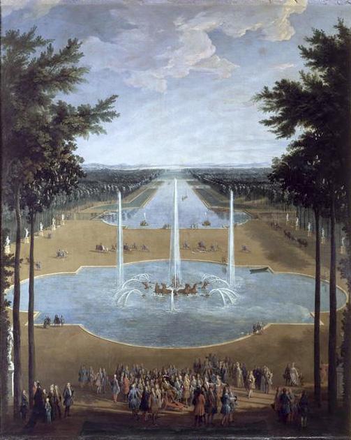 Versailles, le Grand Canal Jardin10