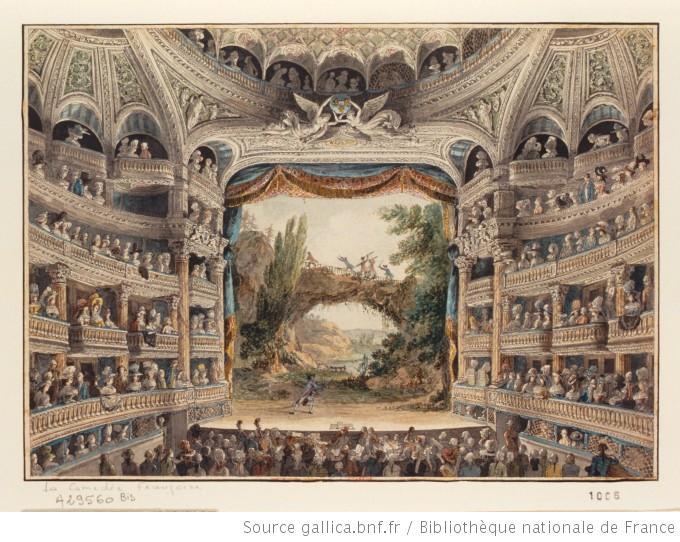 Le Mariage de Figaro, de Beaumarchais Reques10