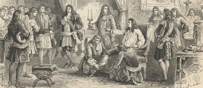 Les Chasses de la Reine et du Comte d´Artois   Rites10
