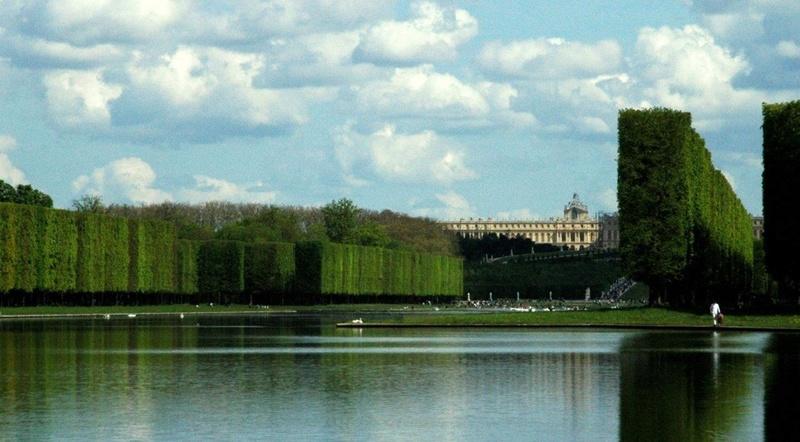 Versailles, le Grand Canal Versai11
