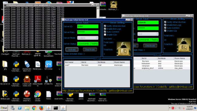 blackcops tufani server (testing) Tufani12