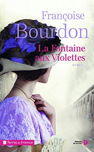 BOURDON Françoise - La Fontaine aux Violettes 415rgi10