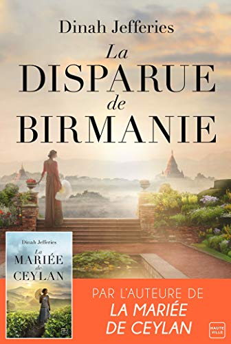 JEFFERIES Dinah - La disparue de Birmanie 41d1jv10