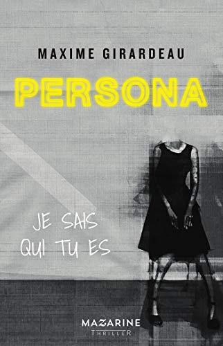 GIRARDEAU Maxime - Persona 41i3xy10