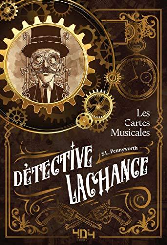 PENNYWORTH SL - DETECTIVE LACHANCE - Les cartes musicales 51-l4u10