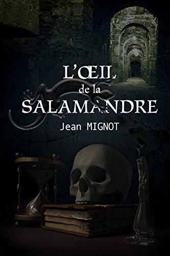 MIGNOT Jean - L'OEIL DE LA SALAMANDRE 51crc810