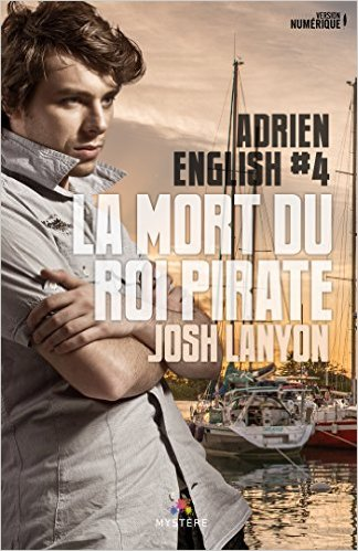 LANYON Josh - ADRIEN ENGLISH - tome 4 : la mort du roi des pirates 51hvwb10