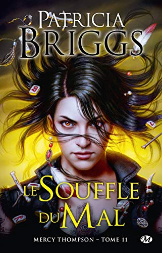 BRIGGS Patricia - TOME 11 - Le souffle du mal 51qpfh10