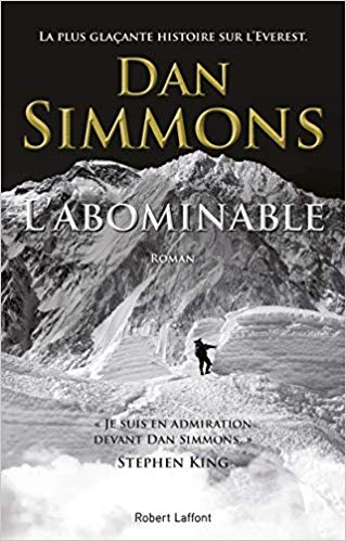 SIMMONS Dan - L'abominable 51r7ns10