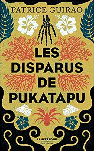 GUIRAO Patrice - Les disparus de Pukatapu 51ug0w10