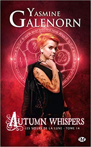 GALENORN Yasmine - LES SOEURS DE LA LUNE - Tome 14 : Autumn Whispers 51xvft10