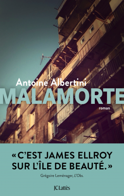 ALBERTINI Antoine - Malamorte Cover111