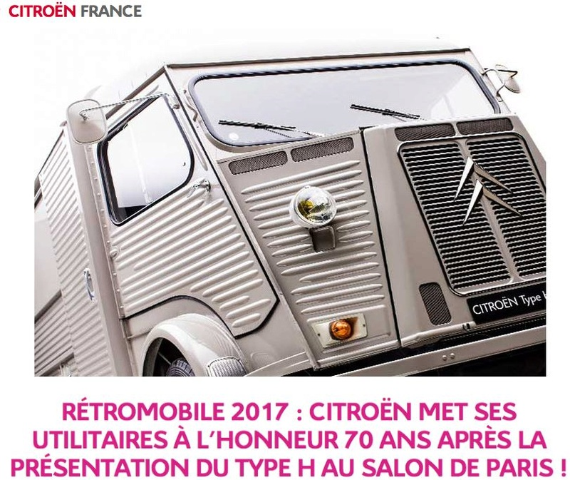RETROMOBILE (Paris) du 8 au 13 Février 2017 000223