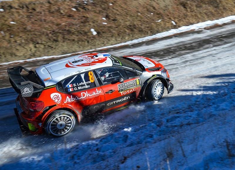 la nouvelle C3 WRC 00214