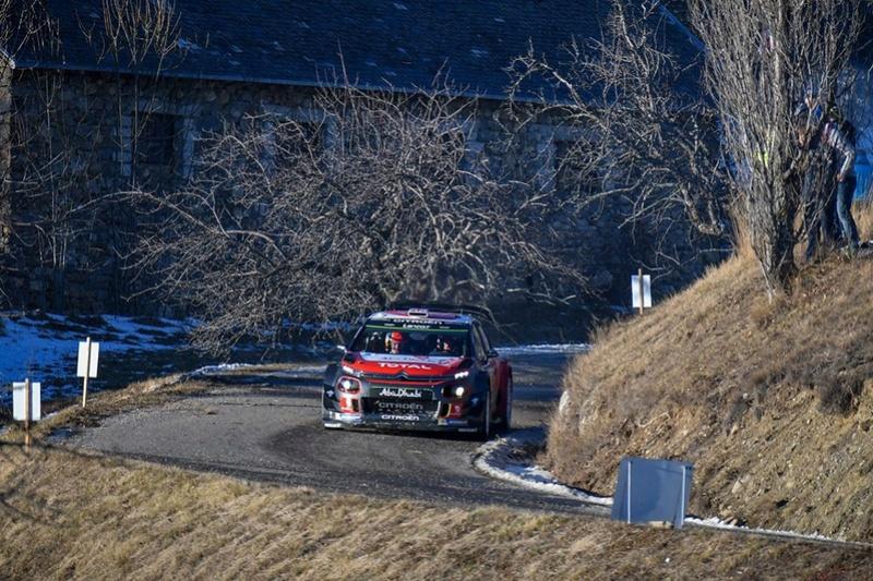 la nouvelle C3 WRC 0329