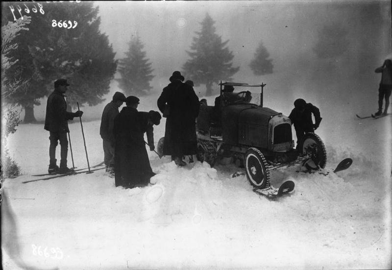Concours de chars de montagne  au Mont Revard 0383