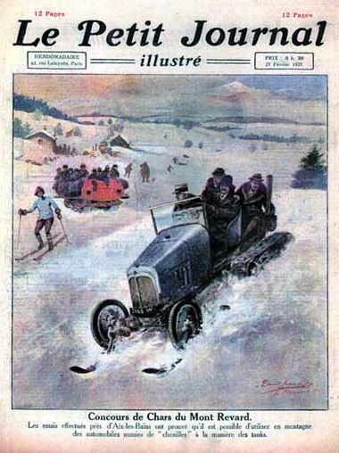 Concours de chars de montagne  au Mont Revard 0384