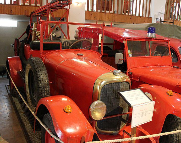 Musée des Pompiers de Bagnoles de l'Orne (Calvados) [fermé] 0385