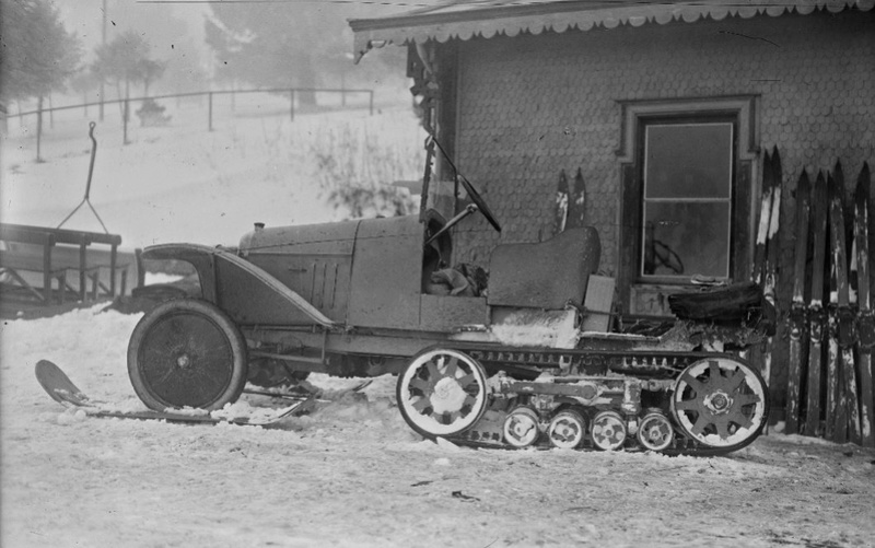 Concours de chars de montagne  au Mont Revard 1067