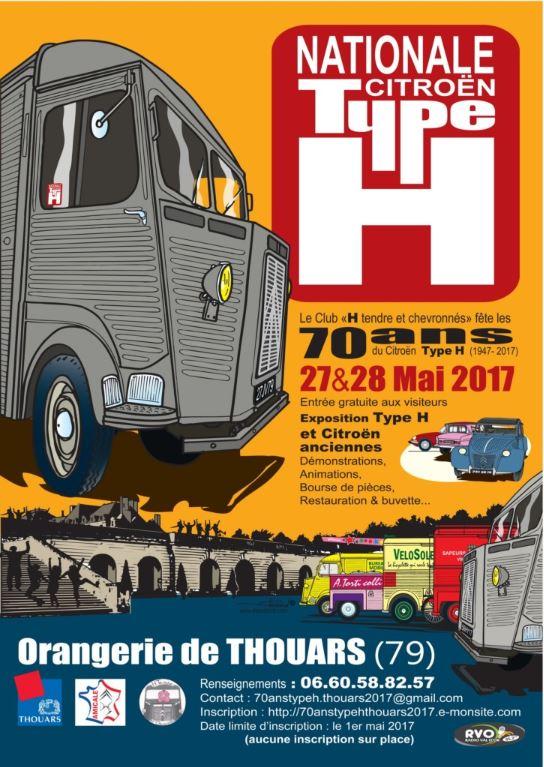 Nationale « Les 70 ans du Citroën Type H » les 27 et 28 MAI 2017 1295