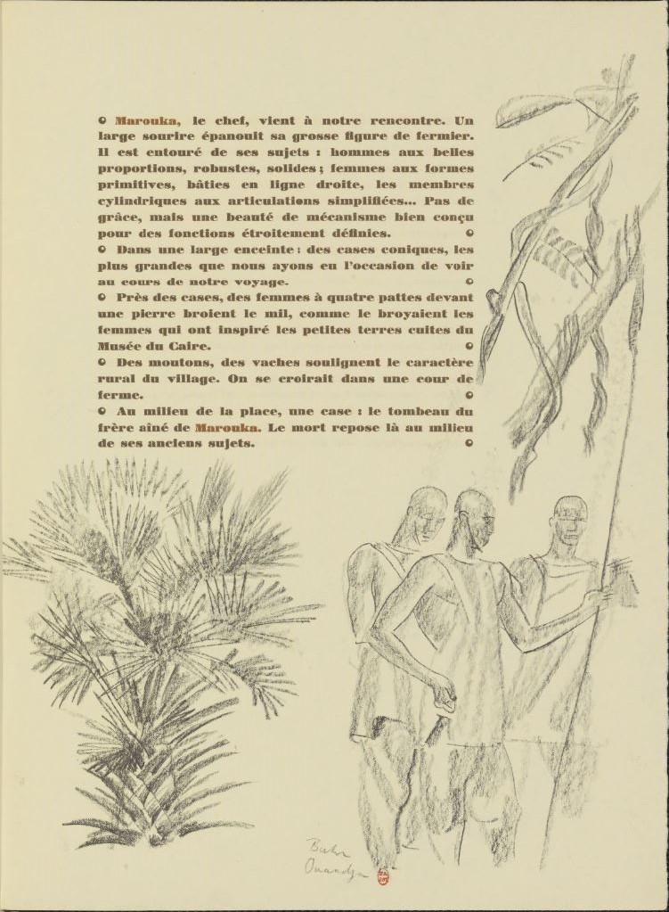 en parallèle de la Croisière Noire...des dessins 14103