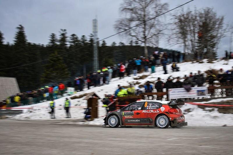 la nouvelle C3 WRC 1477