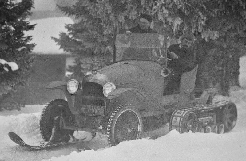 Concours de chars de montagne  au Mont Revard 1635