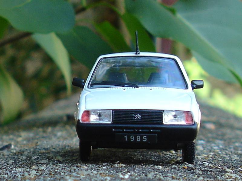"""La dernière """"vraie Citroën"""" ou l'art d'accommoder les restes ! 2175"""