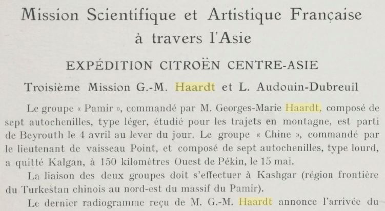 la Croisière jaune - Page 4 2374