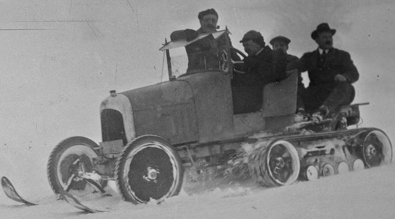 Concours de chars de montagne  au Mont Revard 2619