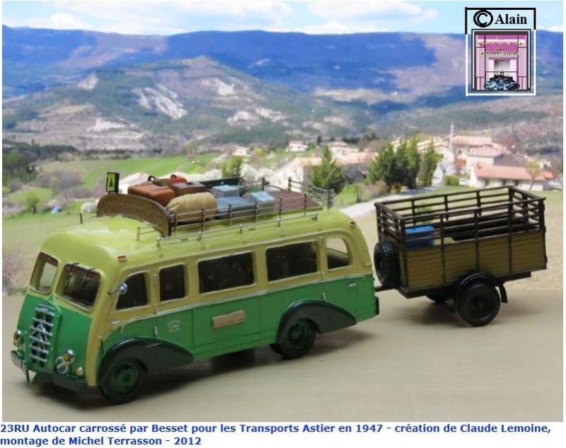Autocar U23 3238