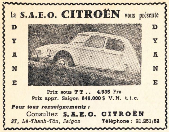 Citroën Dyane - Polistil S76. 3297